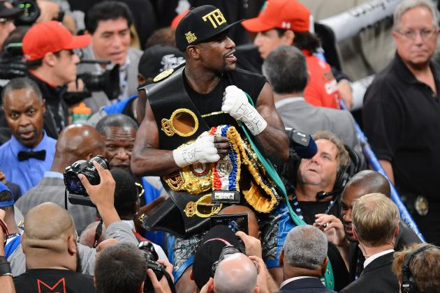Floyd Mayweather's Big-Fight Experience Will Lead to Victory vs. Marcos Maidana