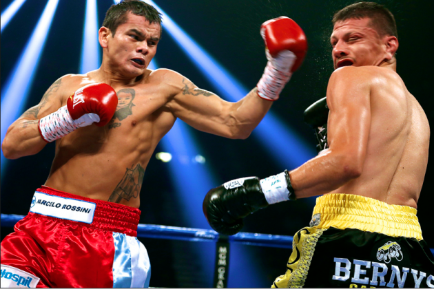 Meet Marcos Maidana, the Hard-Nosed Fighter Ready to Go After Floyd Mayweather