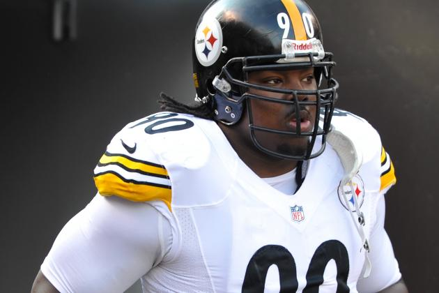 Steelers DE Cameron Heyward Expects 'Big Season' for NT Steve McLendon