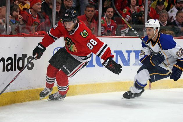 Are the Chicago Blackhawks Back in Championship Form?