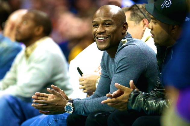 Floyd Mayweather Confirms Interest in Buying the LA Clippers