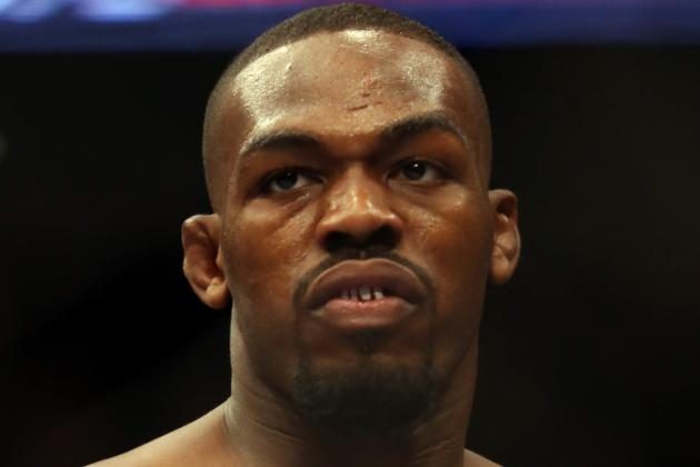UFC: Jon Jones vs. Chuck Liddell Is Pure Silliness