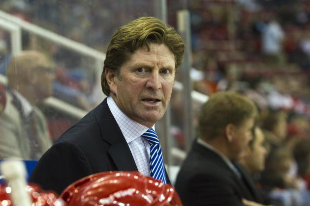Mike Babcock Contract Extension Should Be Detroit Red Wings' Top Priority