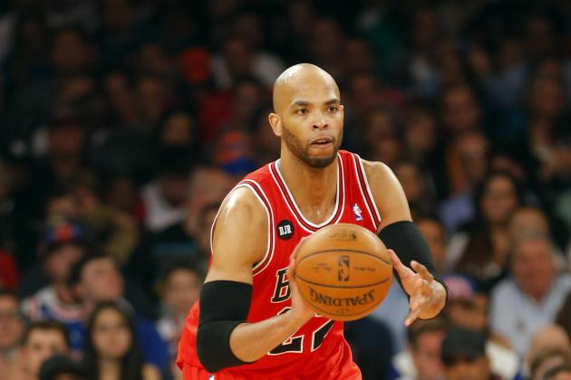 Taj Gibson Injury: Updates on Bulls Forward's Ankle and Return
