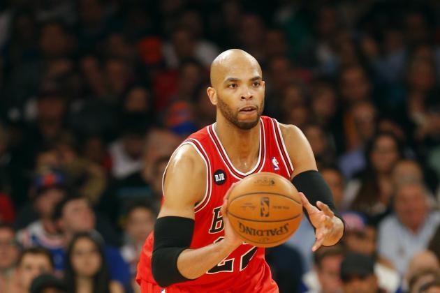 Taj Gibson Injury: Updates on Bulls Forward's Ankle and Return