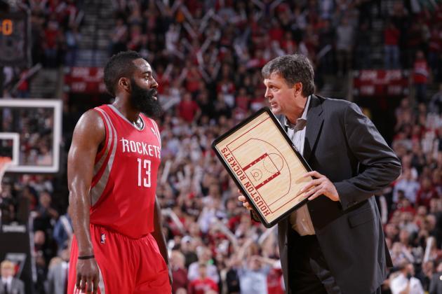 1 Adjustment Houston Rockets Must Make to Ensure Postseason Survival