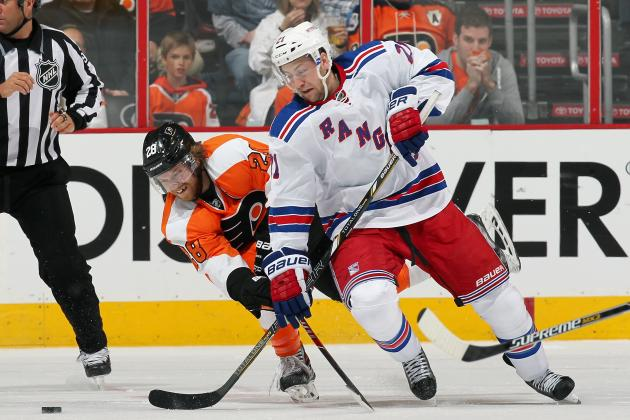 NY Rangers vs. Philadelphia Flyers: Game 7 Preview, TV Info and Prediction