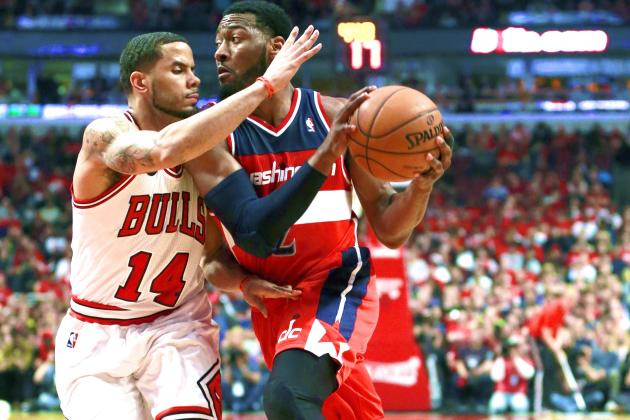 Wizards vs. Bulls Game 5: Live Score, Highlights and Reactions