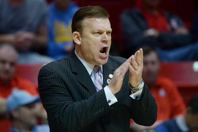 USM Offers SFA's Brad Underwood