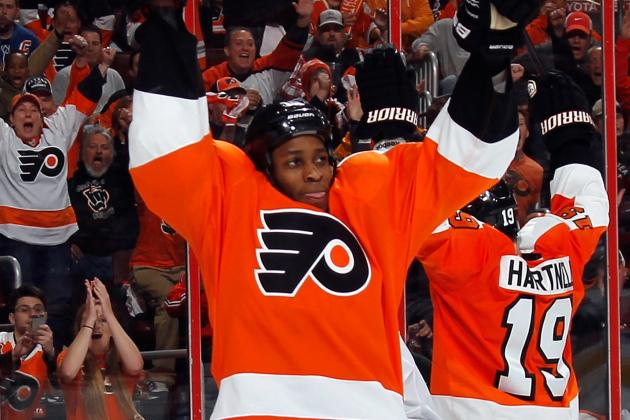 Wayne Simmonds After Game 6 Win 'We're Not Ready to Go Home'