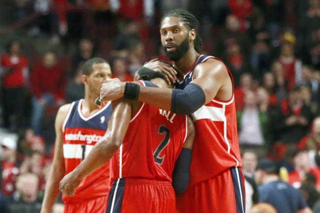 Washington Wizards vs. Chicago Bulls: Postgame Grades and Analysis