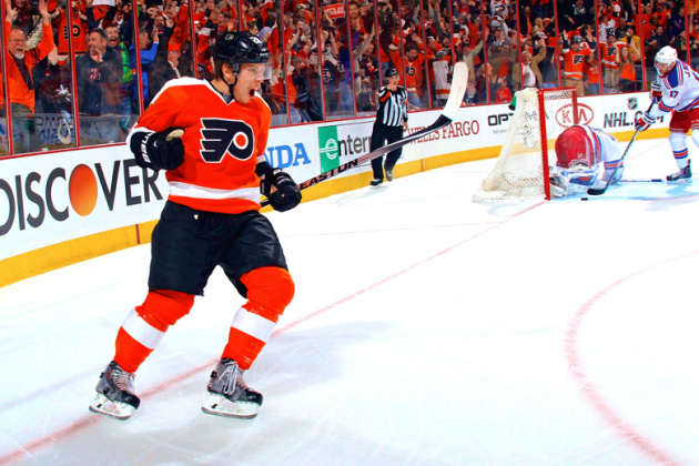Flyers Find the Formula to Dominate Rangers: Will It Work Again in Game 7?