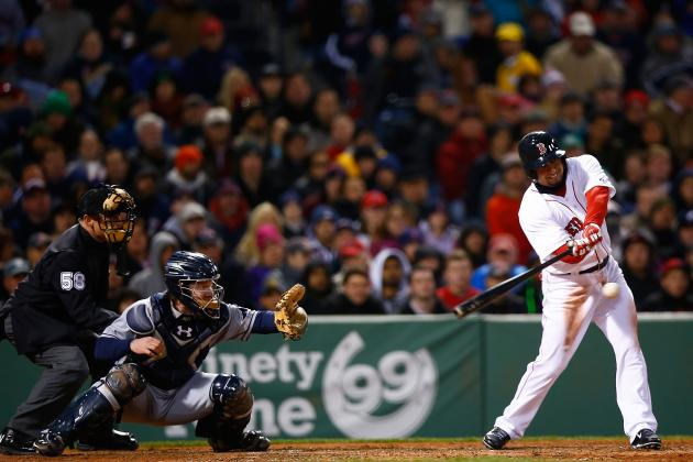 Victorino Gets 4 Hits, Red Sox Beat Rays 7-4