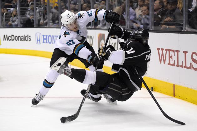 NHL Playoffs 2014: Updated Standings and Predictions for Round 1