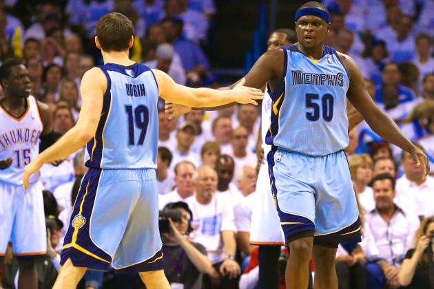Memphis Grizzlies vs. Oklahoma City Thunder: Live Score and Analysis for Game 5