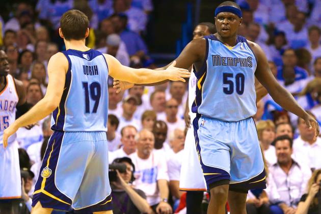 Grizzlies vs. Thunder: Game 5 Score and Twitter Reaction from 2014 NBA Playoffs