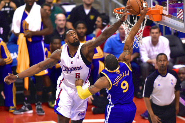 Warriors vs. Clippers: Game 5 Score and Twitter Reaction from 2014 NBA Playoffs