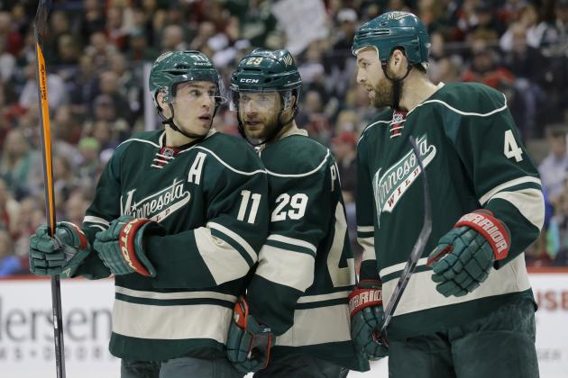 NHL Playoff Schedule 2014: Updated Bracket and TV Info for First-Round Matchups