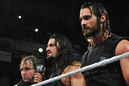 Evolution vs. Shield Must Be the Main Event of Extreme Rules