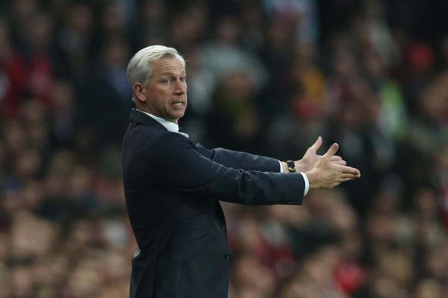Newcastle Are Drifting out to Sea Under Ashley and Pardew