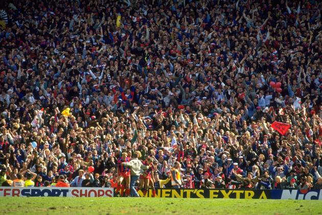 Crystal Palace vs. Liverpool: Remembering the 1989/90 FA Cup Semi-Final