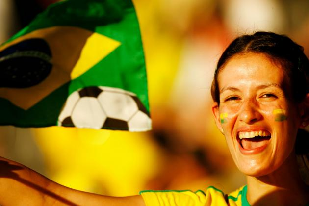 World Cup Kick-off Times in Brazil Turn Up Heat on Leading Nations