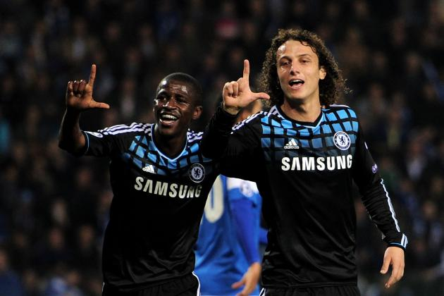 Why Chelsea Should Sell Ramires Rather Than David Luiz