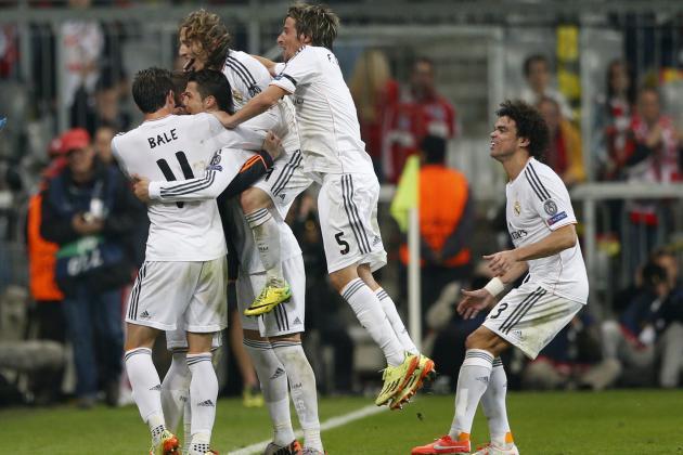 Film Focus: How Bayern Munich Crumbled Against Rampant Real Madrid