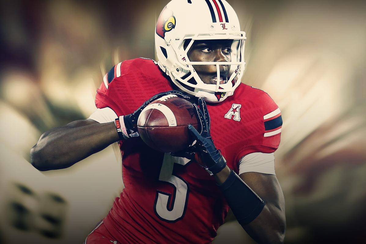 Teddy Bridgewater NFL Draft 2014 Grading Vikings First