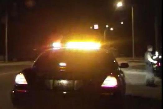 Dashboard Video Shows Chiefs Receiver Dwayne Bowe's Speeding Arrest