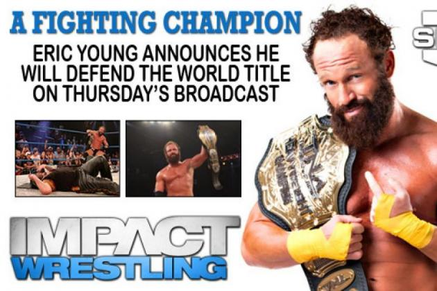 TNA Impact Wrestling: Complete Preview, Rumors, News and More for May 1