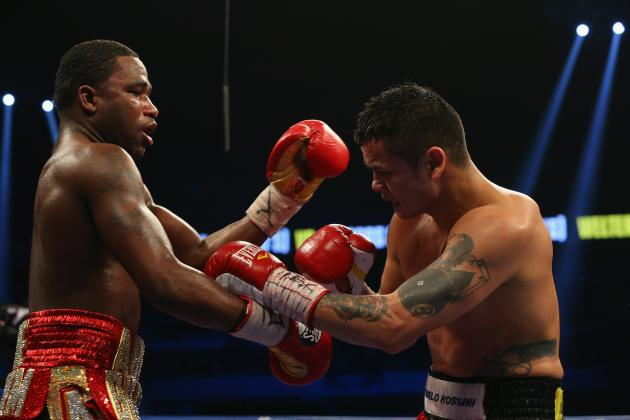 Adrien Broner's Next Fight: Best Opponents for the Problem After Victory