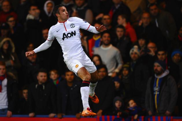 Robin Van Persie to Be Rewarded with United Captaincy Next Term?
