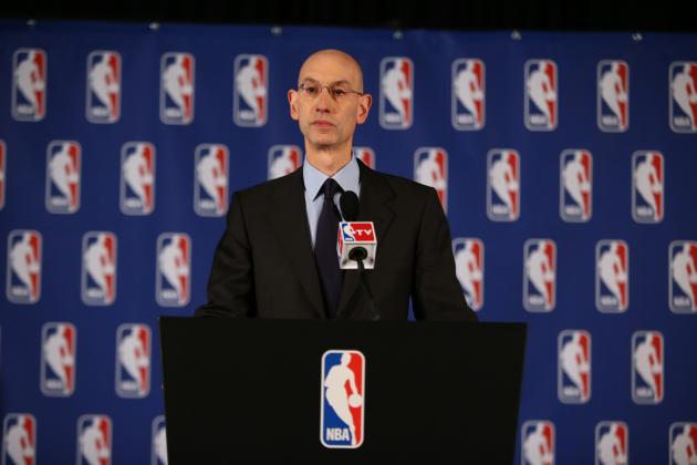 Commissioner Adam Silver Hopes Los Angeles Clippers Sponsors Return to Team