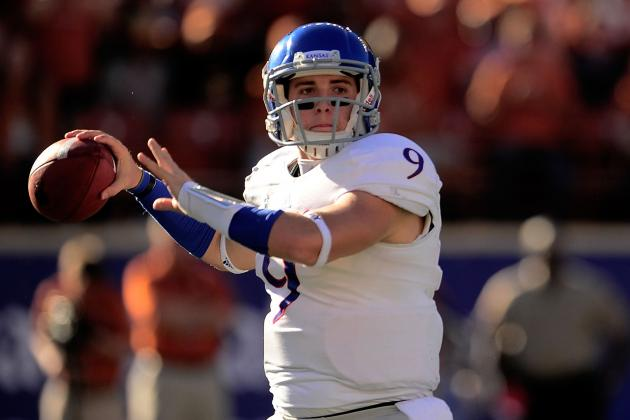 Despite Reports, KU Quarterback Jake Heaps Still a Jayhawk