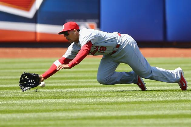 Jon Jay, Peter Bourjos, and the St. Louis Cardinals Outfield Logjam