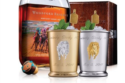 Insanely Decadent $1,000 Mint Juleps to Be Sold at 2014 Kentucky Derby