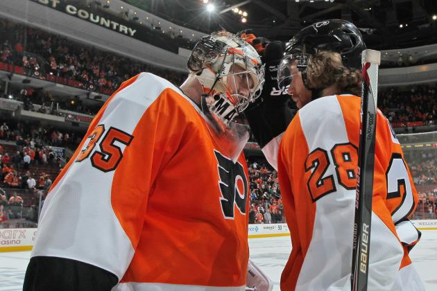 Mason Gives the Flyers a Chance