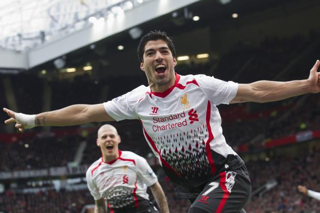 Liverpool Transfer Rumours: Reds Must Rebuff Real Madrid Interest in Luis Suarez