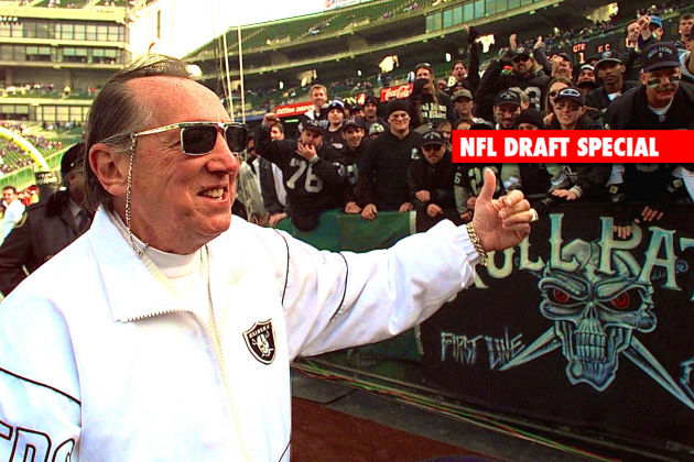 Speed Was the All-Consuming Obsession of Al Davis' Raiders
