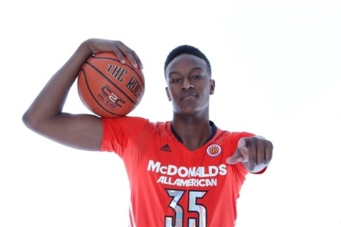 Myles Turner to Texas: Longhorns Land 5-Star Center Prospect