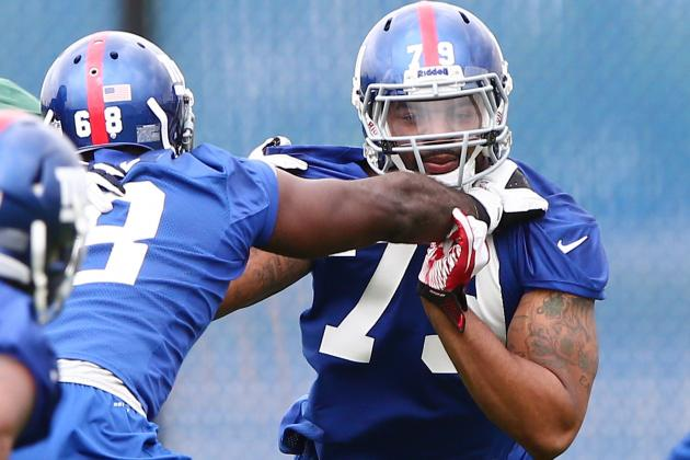 Report: Giants 1 of 3 Teams in Running for HBO's 'Hard Knocks'