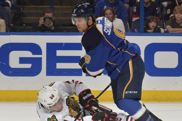 Hitchcock: Blues Lacking 'Killer Instinct'