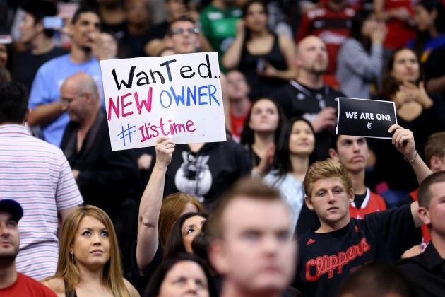 How Donald Sterling's Lifetime Ban Impacts Los Angeles Clippers Future