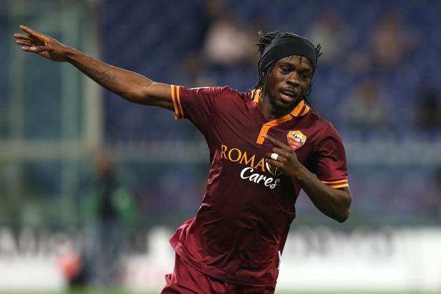 Gervinho's Interesting Choice of Shoes Prompts Twitter Reaction