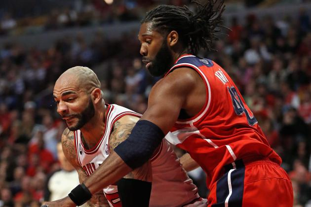 Report: Chicago Bulls Will Explore Carlos Boozer Trade Scenarios