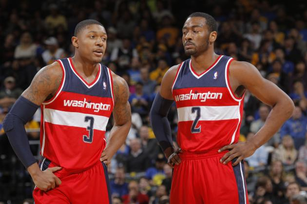 Why John Wall and Bradley Beal Can Carry Wizards to Deep Playoff Run