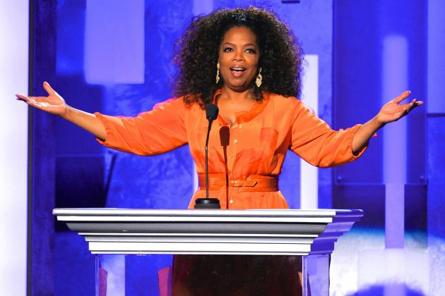 Oprah Reportedly Interested in Purchasing Los Angeles Clippers