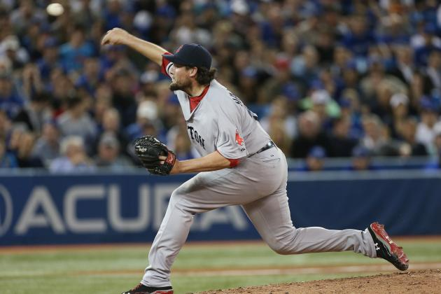 Heyman: At Least 5 Teams Interested in Hanrahan