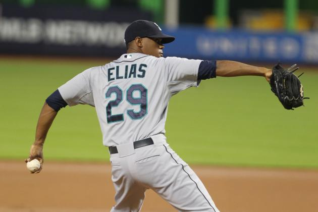 With Pineda Out, Phelps Answers Call vs. M's